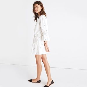 NWT Madewell   Making Faces Tiered Dress